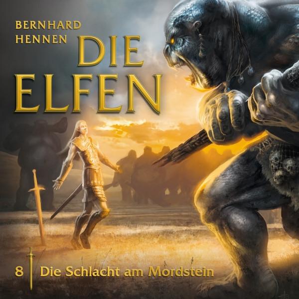 Hennen - Die Elfen 08 - Die Schlacht am Mordstein