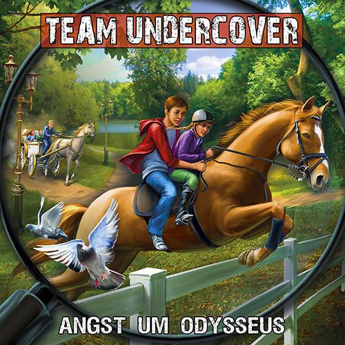 Team Undercover 10 Angst um Odysseus