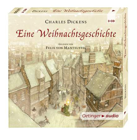 Charles Dickens - Eine Weihnachtsgeschichte (Oetinger)