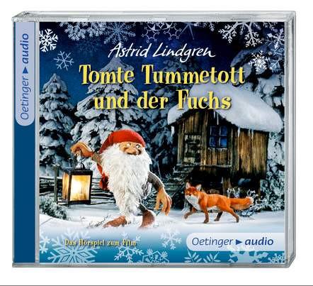 Astrid Lindgren - Tomte Tummetott und der Fuchs - Filmhörspiel