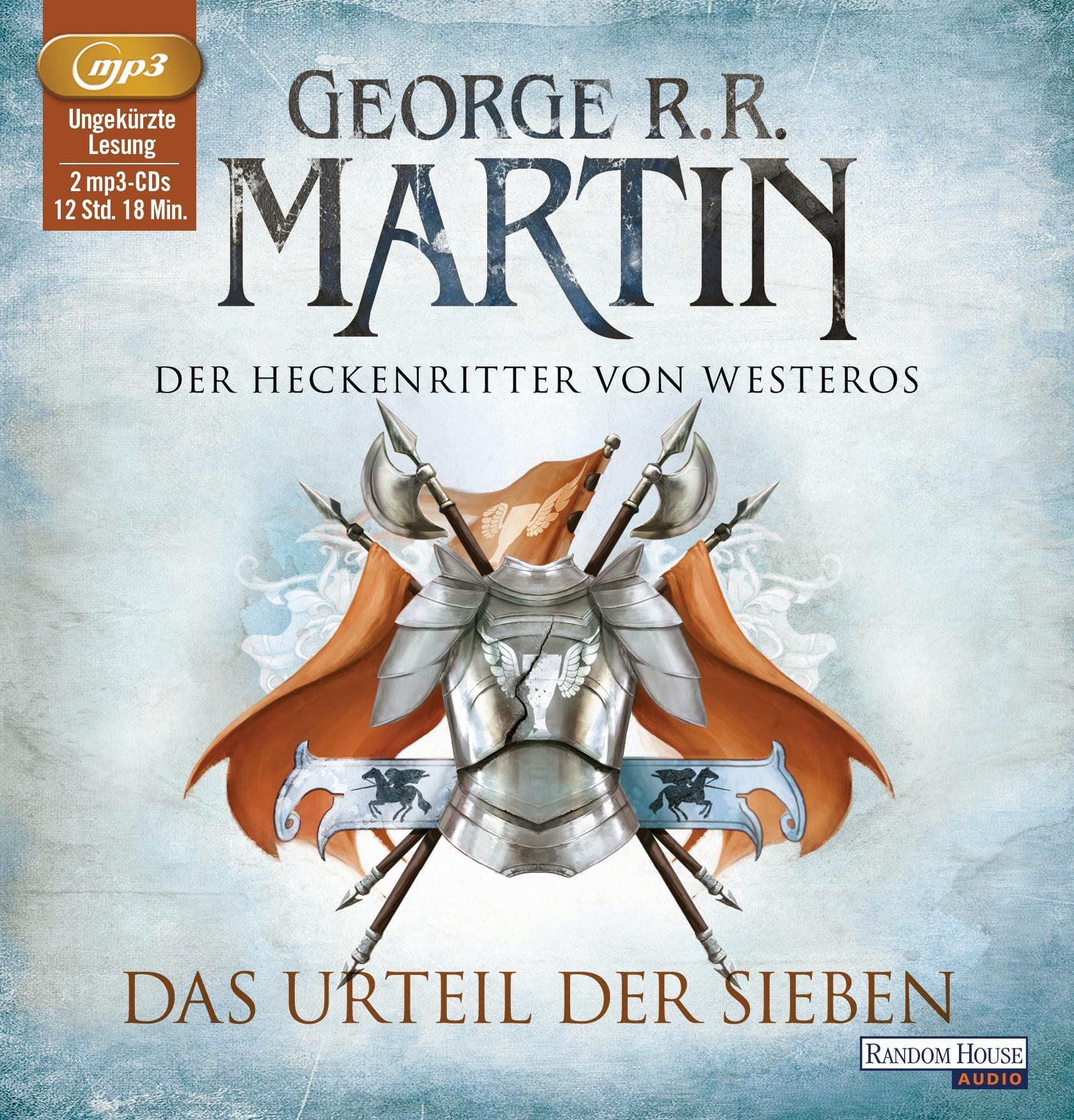 G. Martin - Der Heckenritter von Westeros: Das Urteil der Sieben