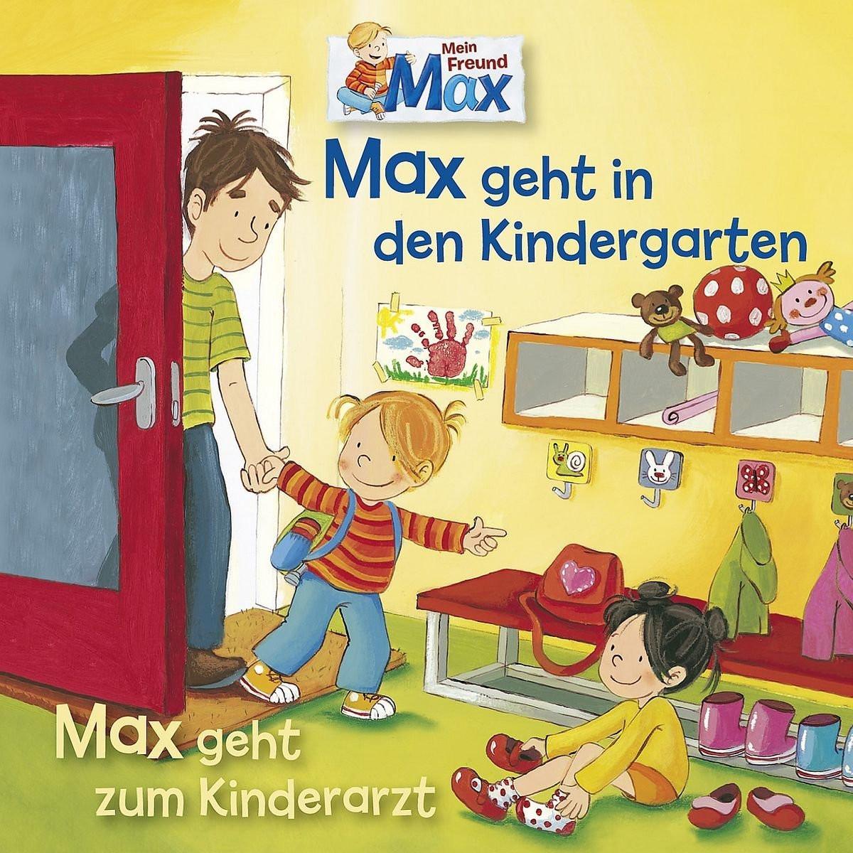 Max 11: Max Geht in Den Kindergarten / Zum Kinderarzt
