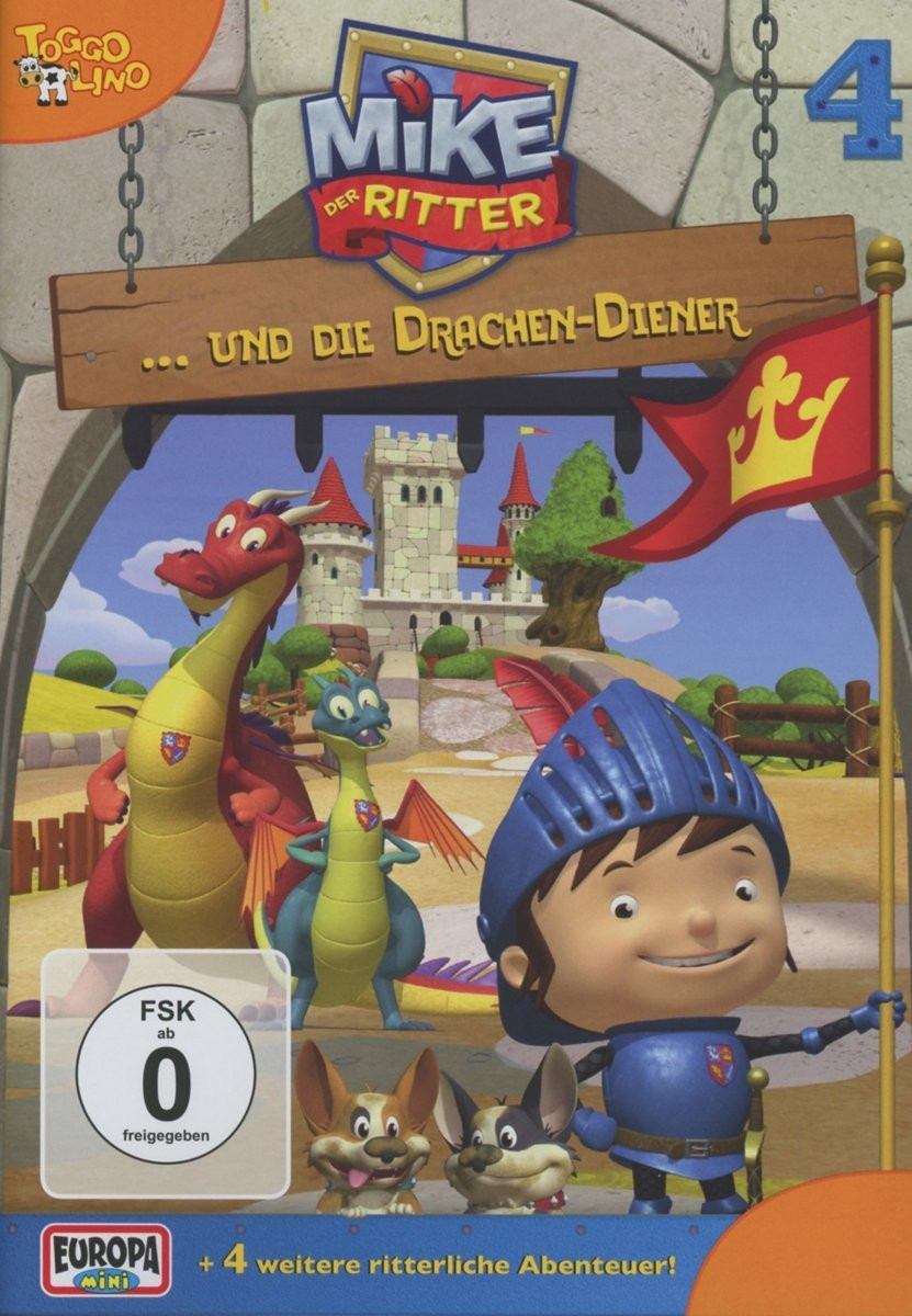 Mike, der Ritter 4 ... und die Drachen-Diener