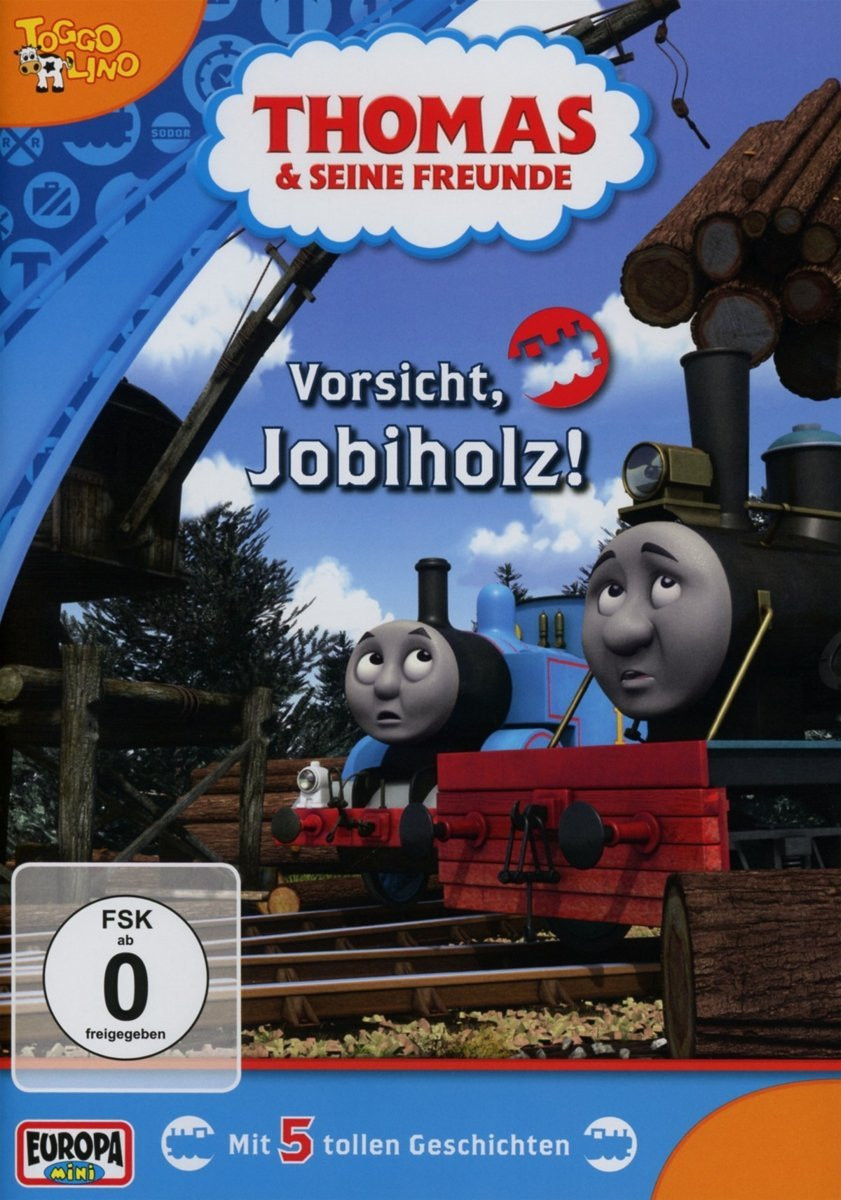 Thomas und seine Freunde - 30: Vorsicht, Jobiholz!