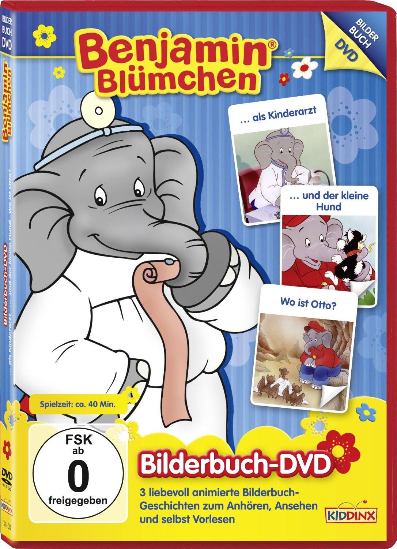 Benjamin Blümchen - Benjamin Blümchen als Kinderarzt