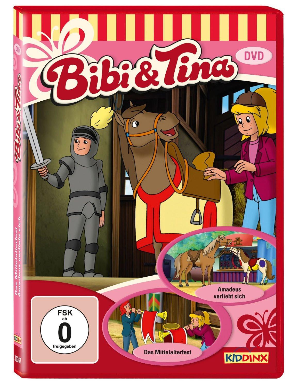 Bibi und Tina - Amadeus verliebt sich / Das Mittelalterfest