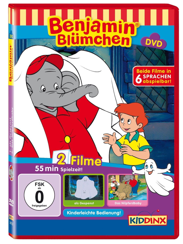 Benjamin Blümchen - Benjamin Blümchen als Gespenst