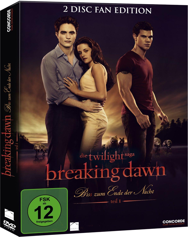 Breaking Dawn - Bis(s) zum Ende der Nacht - Teil 1 (Fan Edition)