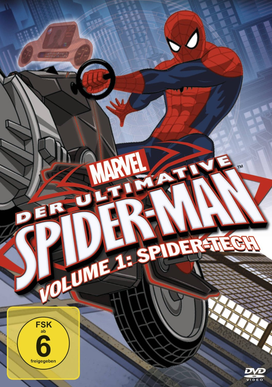 Der ultimative Spider-Man - Volume 1: Spider-Tech