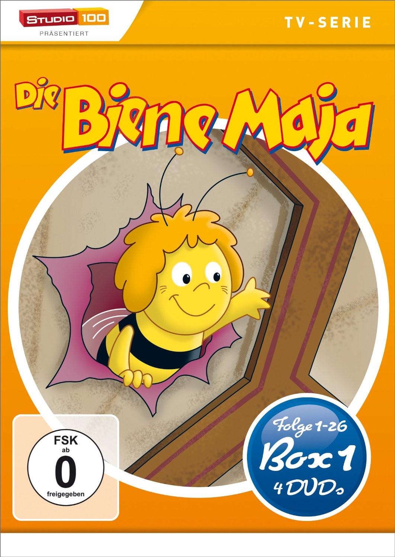 Die Biene Maja - Box 1 - Folge 1 bis 26