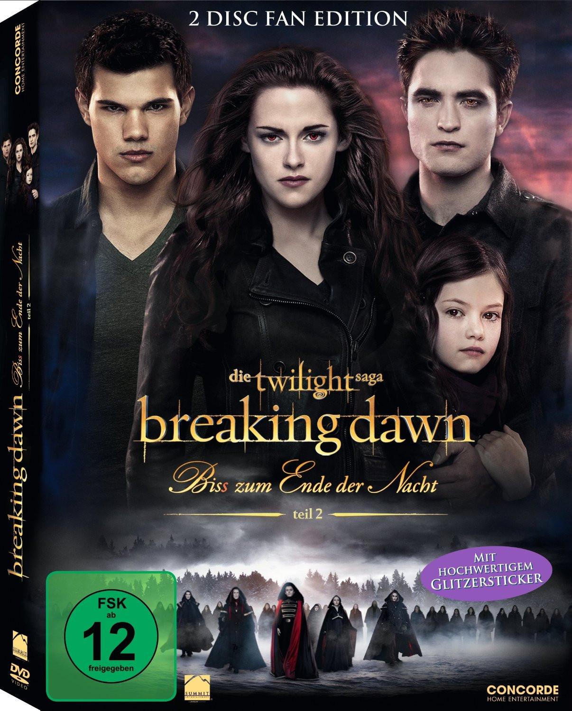 Breaking Dawn - Bis(s) zum Ende der Nacht - Teil 2 (Fan Edition)