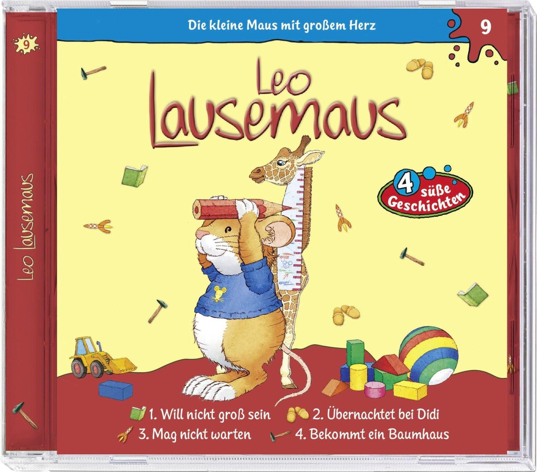 Leo Lausemaus - Folge 09: Will nicht groß sein