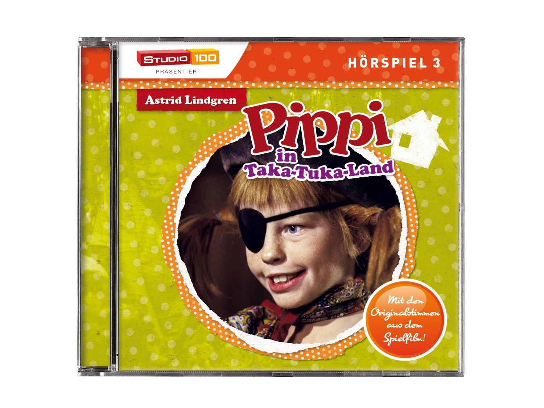 Pippi in Taka-Tuka-Land - Hörspiel 3