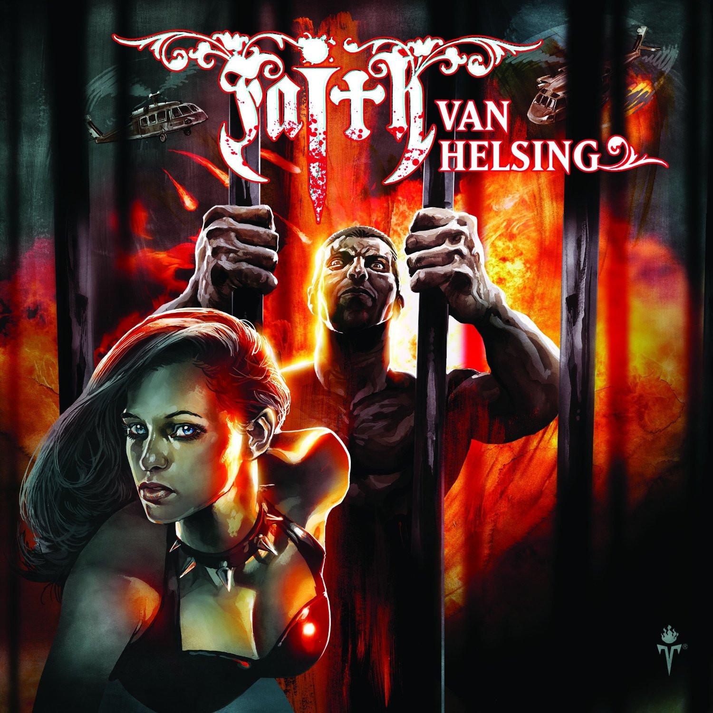 Faith - The Van Helsing Chronicles 42 Wolfsbrut