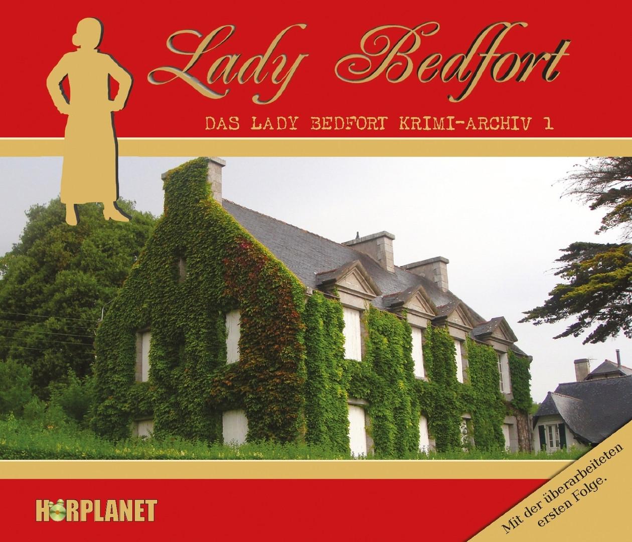 Lady Bedfort - Das Lady Bedfort Krimi-Archiv 1