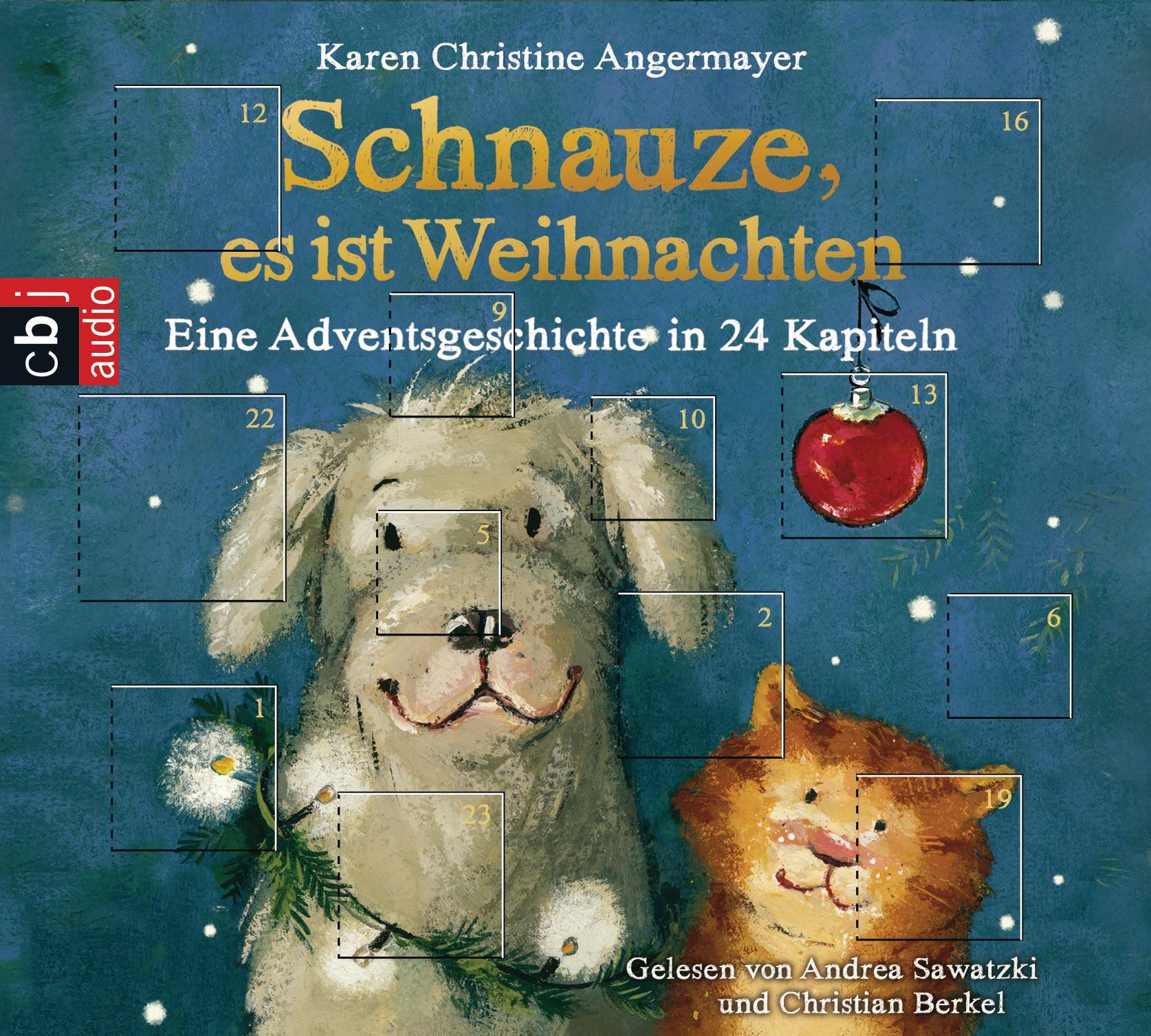 Karen Christine Angermayer - Schnauze, es ist Weihnachten