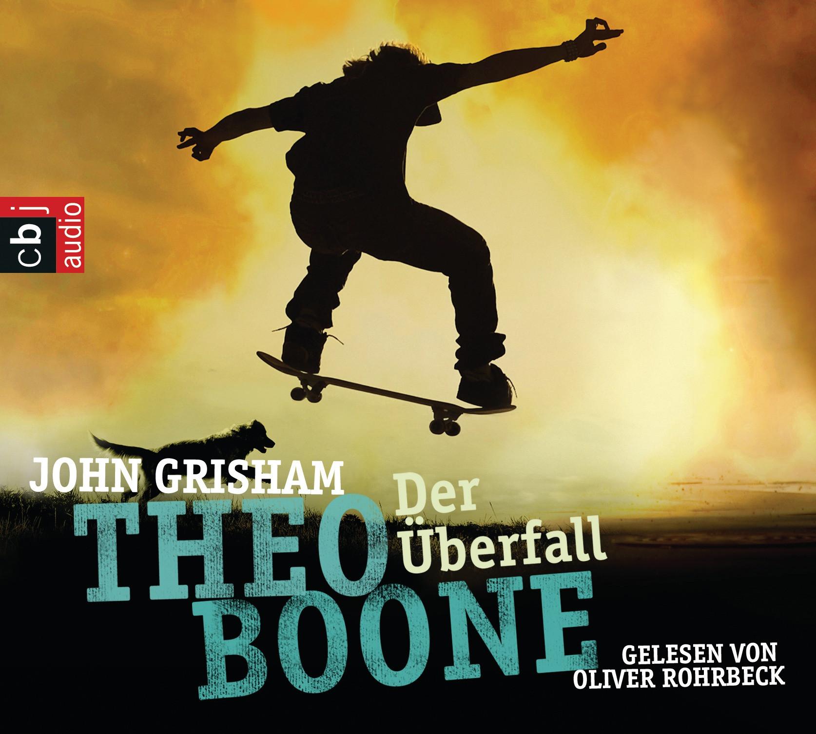 John Grisham - Theo Boone: Der Überfall (Band 4)