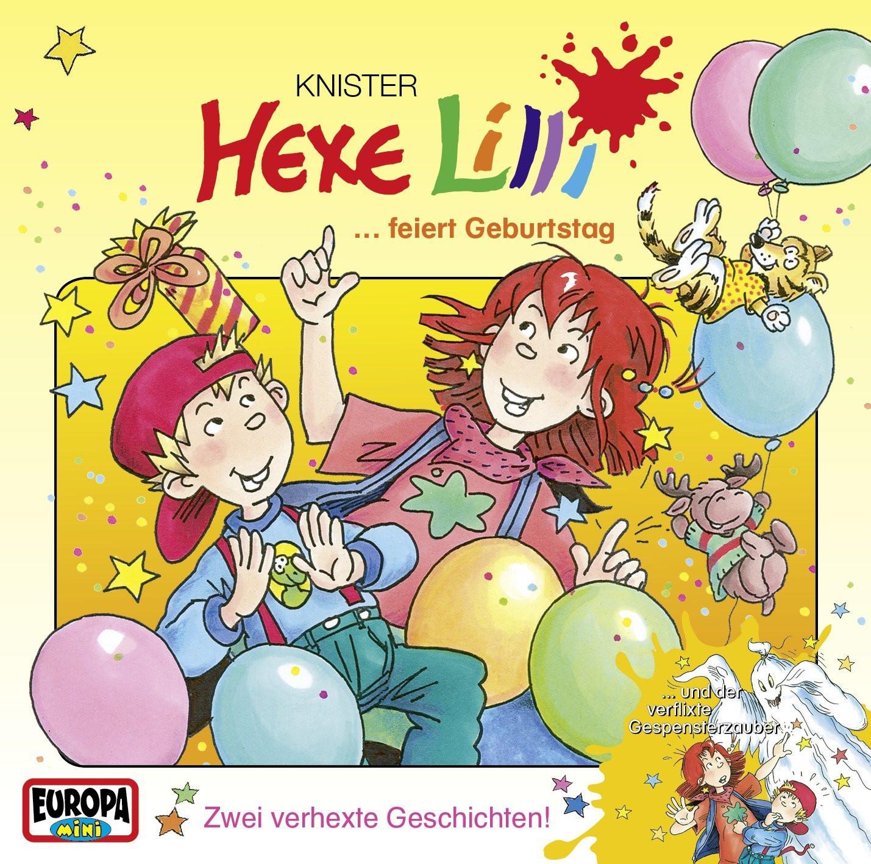 Hexe Lilli - Hexe Lilli feiert Geburtstag