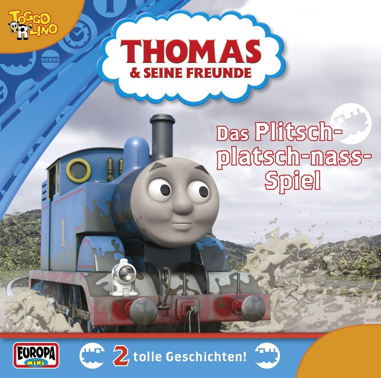 Thomas und seine Freunde 21 Das Plitsch-platsch-nass-Spiel