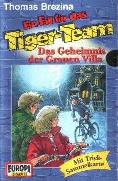 MC Europa Tiger-Team Folge 20 Das Geheimnis der Grauen Villa