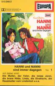 MC EUROPA Hanni und Nanni 1 sind immer dagegen