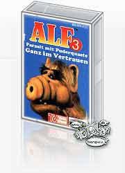 MC Karussell Alf 03 Parasit mit Puderquaste / Ganz im Vertraue