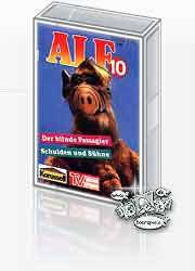 MC Karussell Alf 10 Der blinde Passagier / Schulden und Sühne