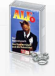 MC Karussell Alf 11 Der Rollentausch / Der Kammerjäger