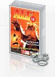 MC Karussell Alf 14 Ein Shock fürs Lebel / Anwalt in eigener Sac