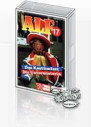 MC Karussell Alf 17 Das Kostümfest / Die Untermieterin