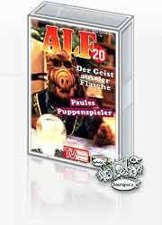 MC Karussell Alf 20 Der Geist aus der Flasche