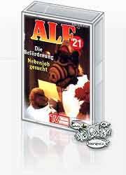 MC Karussell Alf 21 Die Beförderung / Nebenjob gesucht