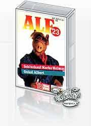 MC Karussell Alf 23 Schluckauf Marke Melmak / Onkel Albert