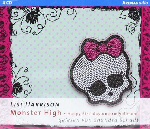 Monster High. Happy Birthday unterm Vollmond