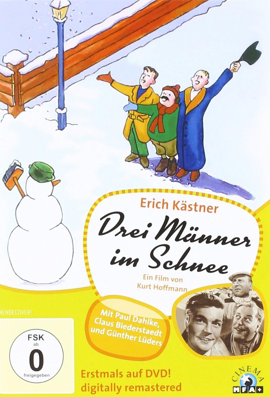 Erich Kästner - Drei Männer im Schnee