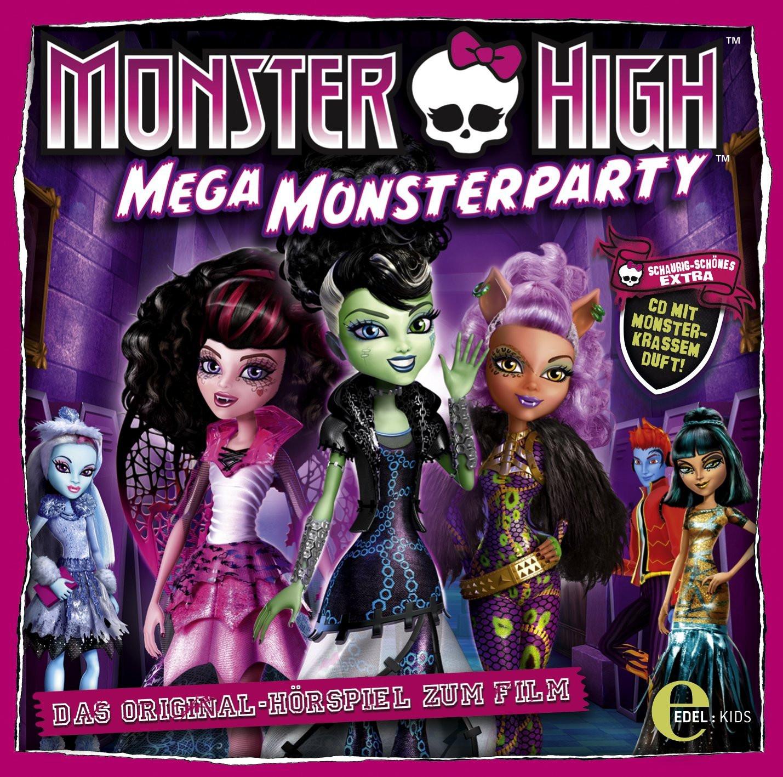 Monster High - Folge 1: Mega Monsterparty (Originalhörspiel)