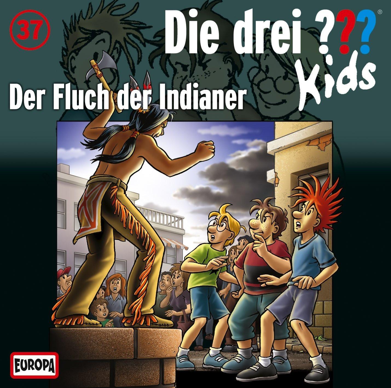 Die drei ??? Kids Folge 37 Der Fluch der Indianer