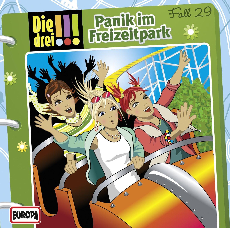 Die drei Ausrufezeichen 029 Panik im Freizeitpark