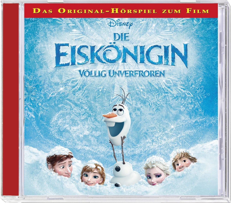 Walt Disney - Die Eiskönigin (Das Original Hörspiel zum Film)