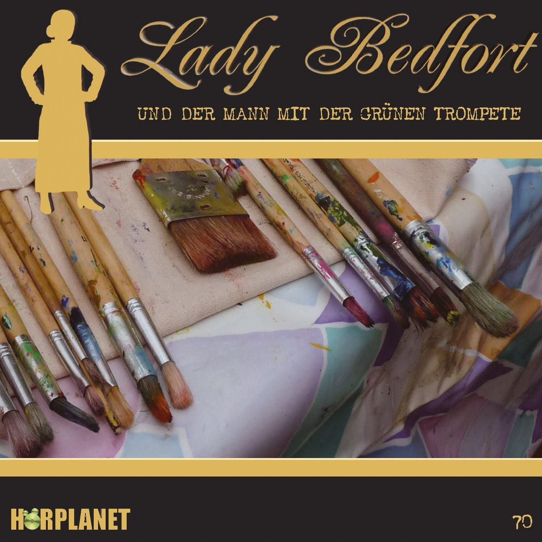 Lady Bedfort 70 Der Mann mit der grünen Trompete