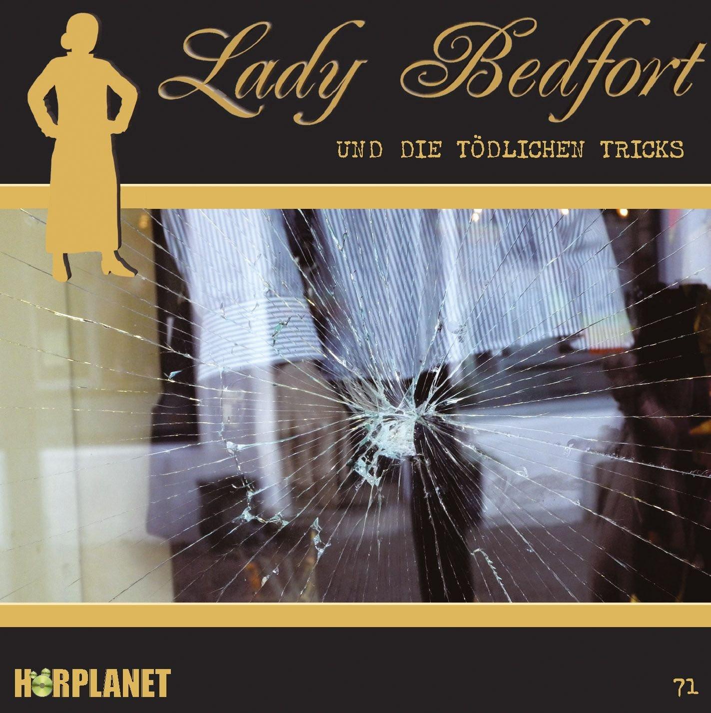 Lady Bedfort 71 Die tödlichen Tricks