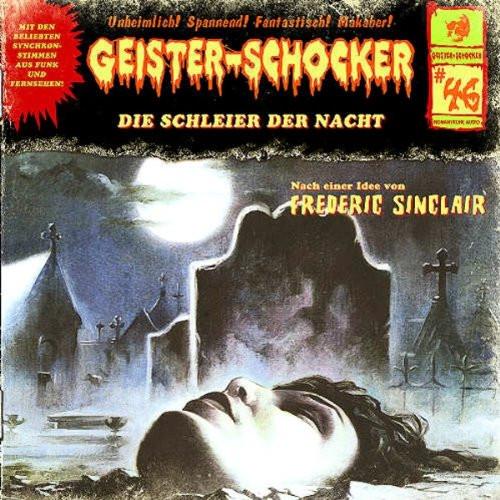 Geister-Schocker 46 Die Schleier der Nacht