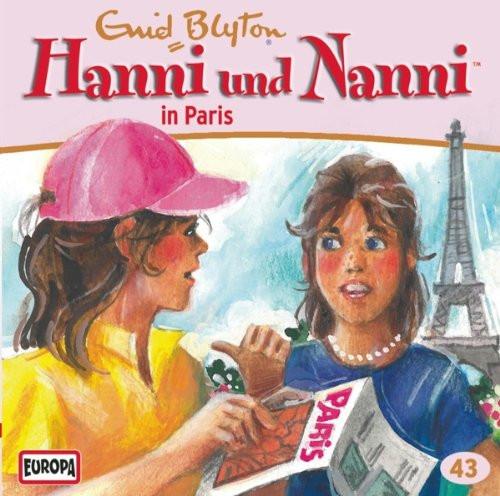 Hanni und Nanni Folge 43: Hanni und Nanni in Paris