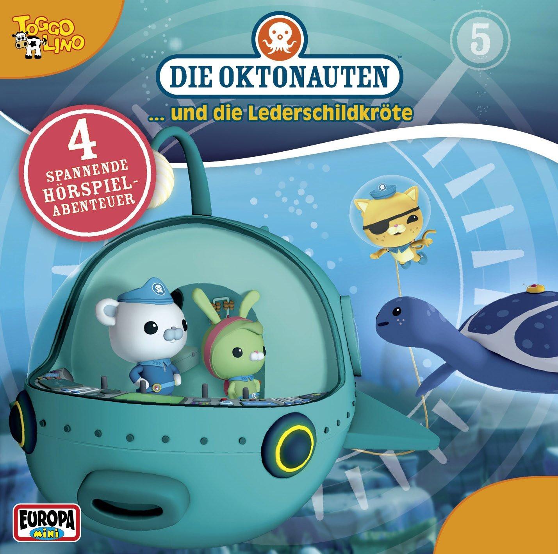 Die Oktonauten - 05: Und die Lederschildkröte
