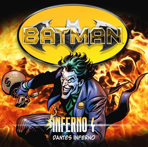 Batman - Inferno, Folge 4: Dantes Inferno