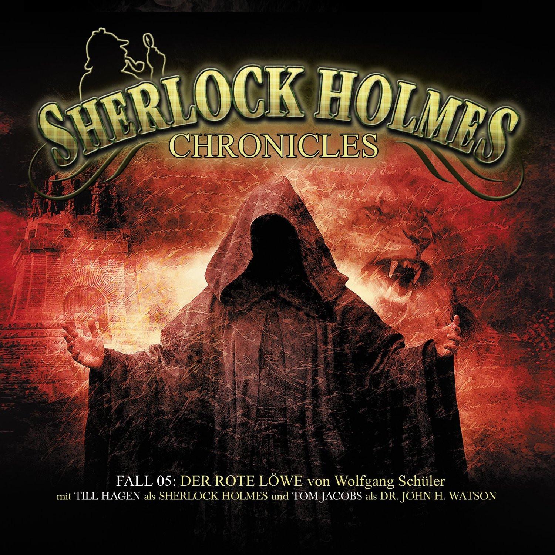 Sherlock Holmes Chronicles 05: Der rote Löwe