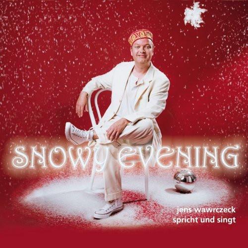 Jens Wawrczeck liest: Snowy Evening