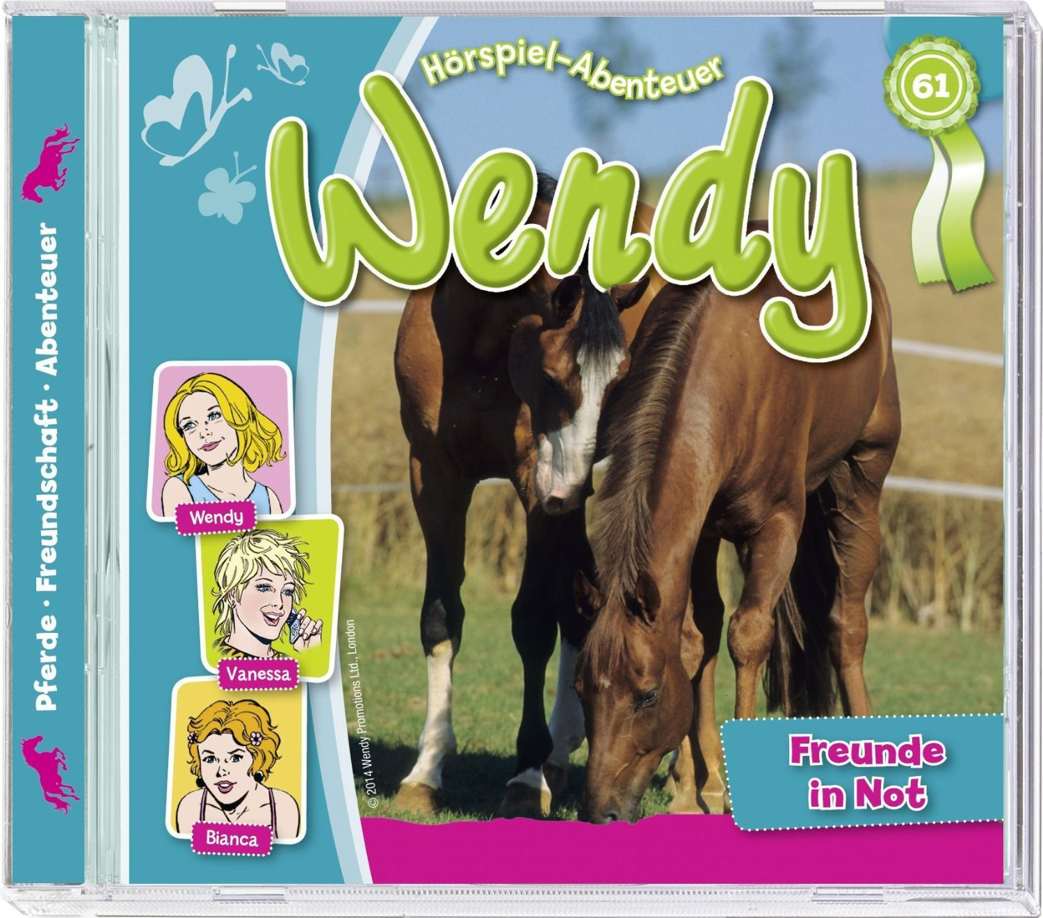 Wendy Folge 61 - Freunde in Not