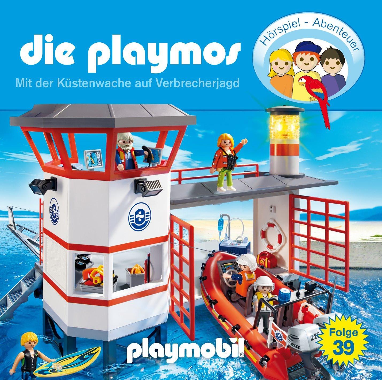 Die Playmos - Folge 39: Mit der Küstenwache auf Verbrecherjagd