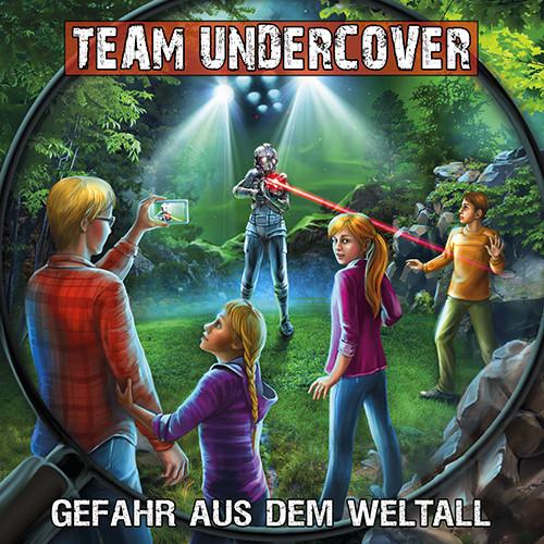Team Undercover 11 Gefahr aus dem Weltall